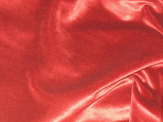 Реставрация. Ярмарка Мастеров - ручная работа. Купить винтажный бархат. цвет темно-красный. Handmade. Ярко-красный, итальянские ткани