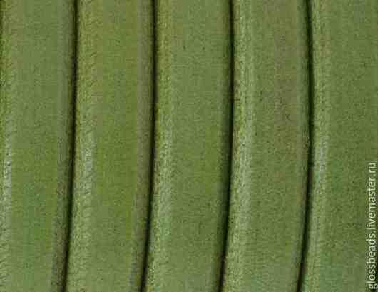 Для украшений ручной работы. Ярмарка Мастеров - ручная работа. Купить Кожаный шнур для браслета Regaliz. Handmade. Натуральная кожа