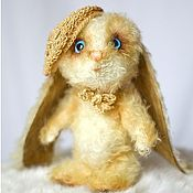 Куклы и игрушки ручной работы. Ярмарка Мастеров - ручная работа Зайка Печеня. Handmade.