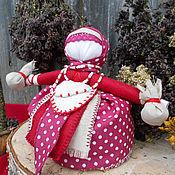 """Куклы и игрушки ручной работы. Ярмарка Мастеров - ручная работа Набор """"Душевный"""" . Кубышка с душицей.. Handmade."""