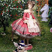 Куклы и игрушки handmade. Livemaster - original item Collectible Author`s doll. Handmade.
