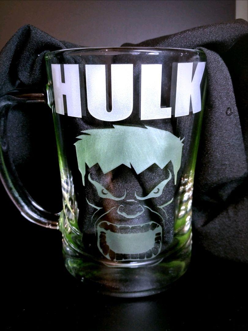 Кружка для пива Hulk, Кружки, Краснодар,  Фото №1