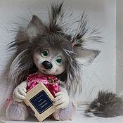 Куклы и игрушки ручной работы. Ярмарка Мастеров - ручная работа Серафима - хранительница девичьих грез.... Handmade.