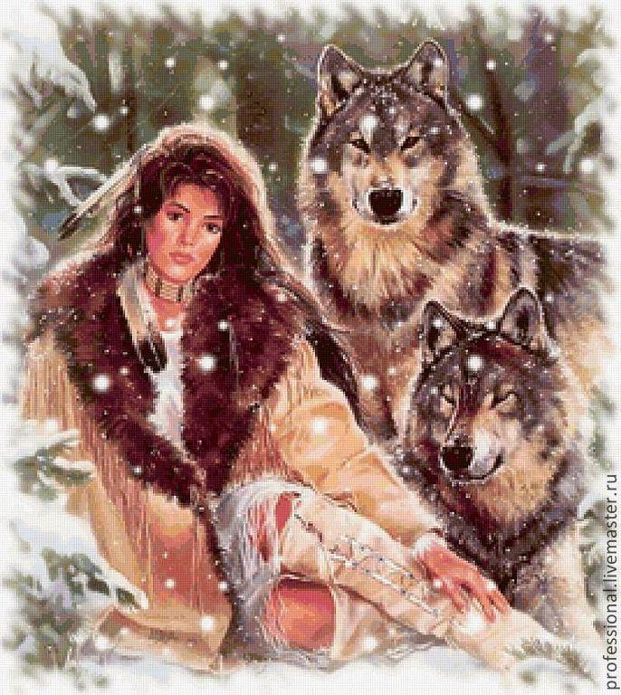 Волчица 3
