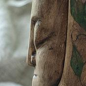 Куклы и игрушки ручной работы. Ярмарка Мастеров - ручная работа Сфинкс. Кукла из дерева.. Handmade.