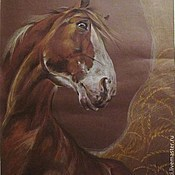 Картины и панно ручной работы. Ярмарка Мастеров - ручная работа Пшеница. Handmade.