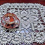 Для дома и интерьера handmade. Livemaster - original item Doily crochet. Handmade.