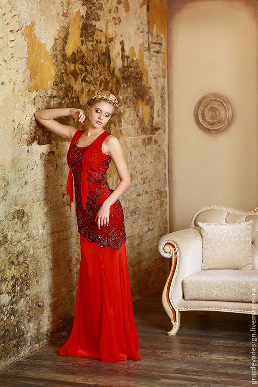 """"""" Виктория"""" женское платье, Dresses, Moscow,  Фото №1"""