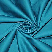 Ткани ручной работы. Ярмарка Мастеров - ручная работа Хлопок сатиновый с эластаном. Handmade.