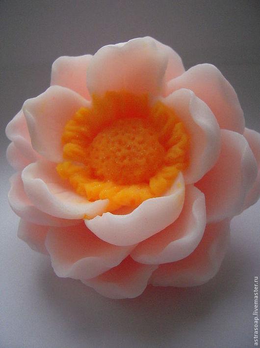цветок сакуры подарок девушке нежный ароматный подарок маме подарок подруге подарок на 8 марта весенний букет цветок лотоса ароматное мыло ароматическое саше ручной работы
