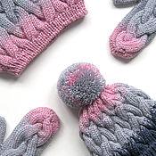 Аксессуары handmade. Livemaster - original item Knitted ladies