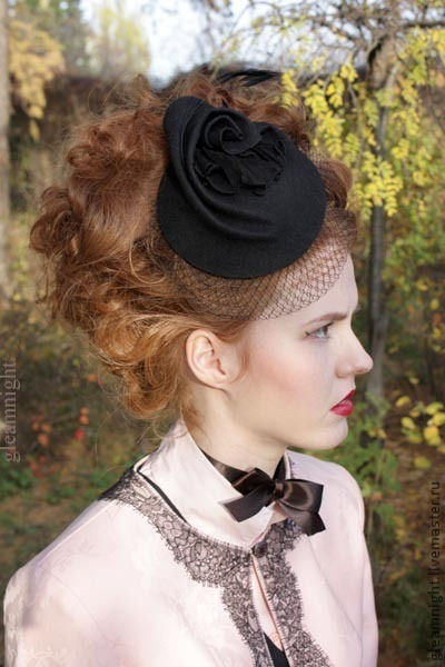 Autumn hat exclusive, Hats1, Ekaterinburg,  Фото №1