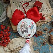 """Подарки к праздникам ручной работы. Ярмарка Мастеров - ручная работа Медальон """"А ну-ка, отними..."""". Handmade."""