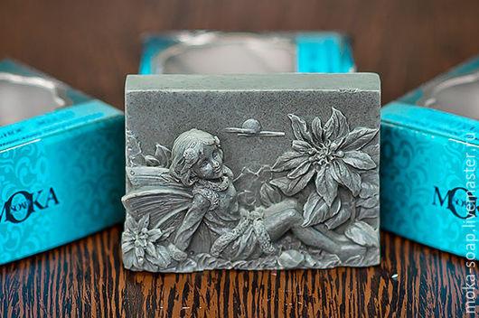 Мыло ручной работы. Ярмарка Мастеров - ручная работа. Купить Мыло с голубой глиной Таманского полуострова. Handmade.