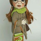 Куклы и пупсы ручной работы. Ярмарка Мастеров - ручная работа Текстильная интерьерная кукла ручной работы. Handmade.