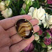 Винтаж handmade. Livemaster - original item Elegant brooch from Sphinx England. Handmade.