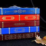 """Наборы ручной работы. Ярмарка Мастеров - ручная работа Подарки: Мини-бар """"Библиотека для мужчин"""". Handmade."""