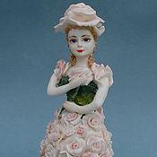 Для дома и интерьера handmade. Livemaster - original item lady rosa.. Handmade.