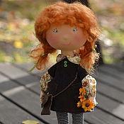 Куклы и игрушки ручной работы. Ярмарка Мастеров - ручная работа Еще одно Рыжее Чудо:). Handmade.