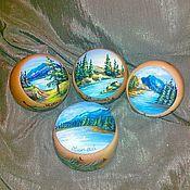 Для дома и интерьера handmade. Livemaster - original item Boxes bombonerki Altay. Handmade.