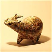 Для дома и интерьера ручной работы. Ярмарка Мастеров - ручная работа Песчаная экваториальная марсианская корова. Handmade.