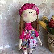Куклы и игрушки ручной работы. Ярмарка Мастеров - ручная работа Кукла Маруся.. Handmade.