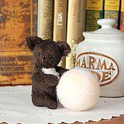 Куклы и игрушки ручной работы. Ярмарка Мастеров - ручная работа Авторский мишка Тимка. Handmade.
