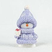 handmade. Livemaster - original item Silicone molds for soap Snowman No. №2. Handmade.