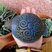 Музыкальные инструменты handmade. Livemaster - original item ocarinas: Turtle. Handmade.