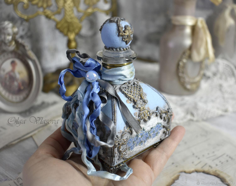 Bottle for perfume, oils, Interior elements, Lipetsk,  Фото №1