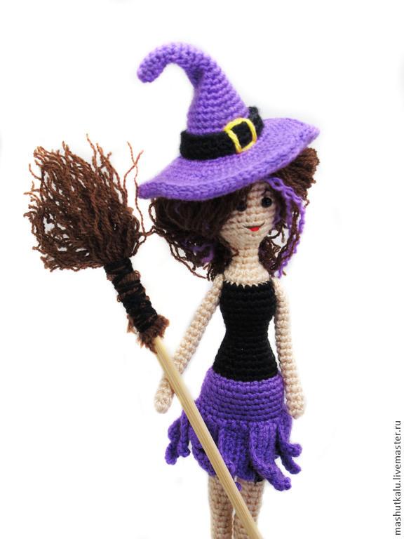 МК Кукла Ведьмочка