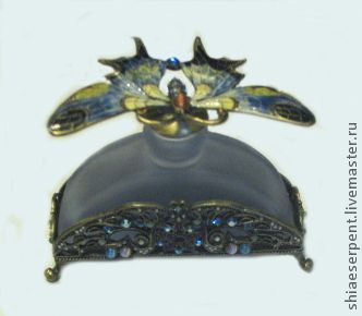 Натуральные духи Танец Тилоттамы (Флакон из личной коллекции, не продается)