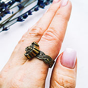 Украшения handmade. Livemaster - original item The ring of