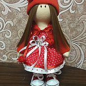 Куклы и игрушки ручной работы. Ярмарка Мастеров - ручная работа Маленькая куколка Энни.. Handmade.