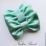 Аксессуары handmade. Livemaster - original item Tie Stay With Me Mint-turquoise. Handmade.