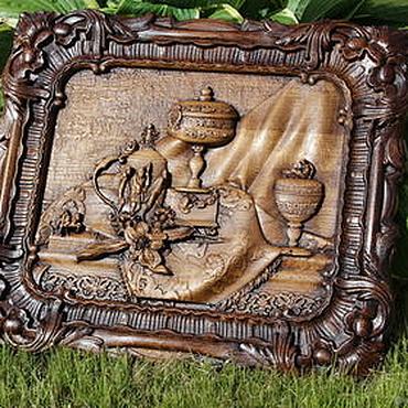 Картины и панно ручной работы. Ярмарка Мастеров - ручная работа Панно Греческий мотив. Handmade.