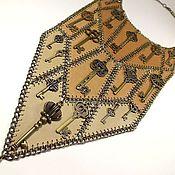 Украшения handmade. Livemaster - original item Nineteen Mysteries. Necklace.. Handmade.