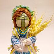Куклы и игрушки ручной работы. Ярмарка Мастеров - ручная работа Кукла-мотанка. Handmade.