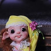 Куклы и игрушки ручной работы. Ярмарка Мастеров - ручная работа Солнечная Фея. Handmade.