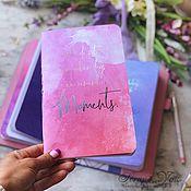 Блокноты ручной работы. Ярмарка Мастеров - ручная работа Тетрадь к блокноту мидори. Handmade.