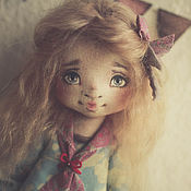 Куклы и игрушки ручной работы. Ярмарка Мастеров - ручная работа Ласточка. Handmade.