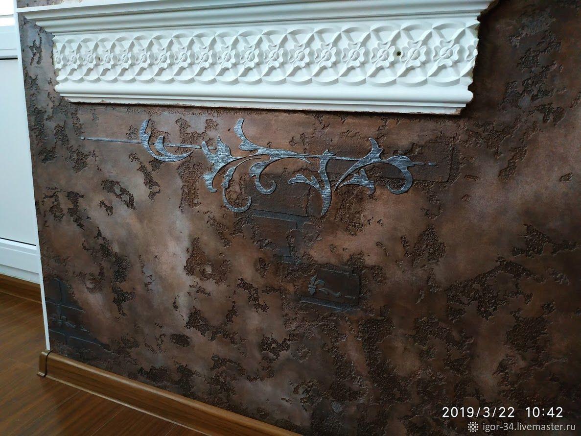 Декоративное фактурное покрытие стен, Декор, Балашиха,  Фото №1