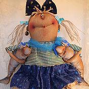 Куклы и игрушки ручной работы. Ярмарка Мастеров - ручная работа Ангел.Знак зодиака Рыбы. Handmade.