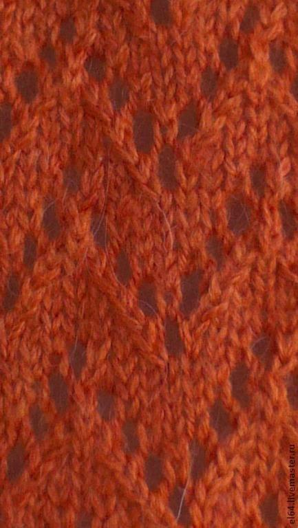 Пиджаки, жакеты ручной работы. Ярмарка Мастеров - ручная работа. Купить Жакет ажурный. Handmade. Оранжевый, жакет женский