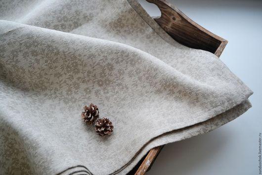 Текстиль, ковры ручной работы. Ярмарка Мастеров - ручная работа. Купить Льняная скатерть для сервировки стола, скатерть праздничная. Handmade.