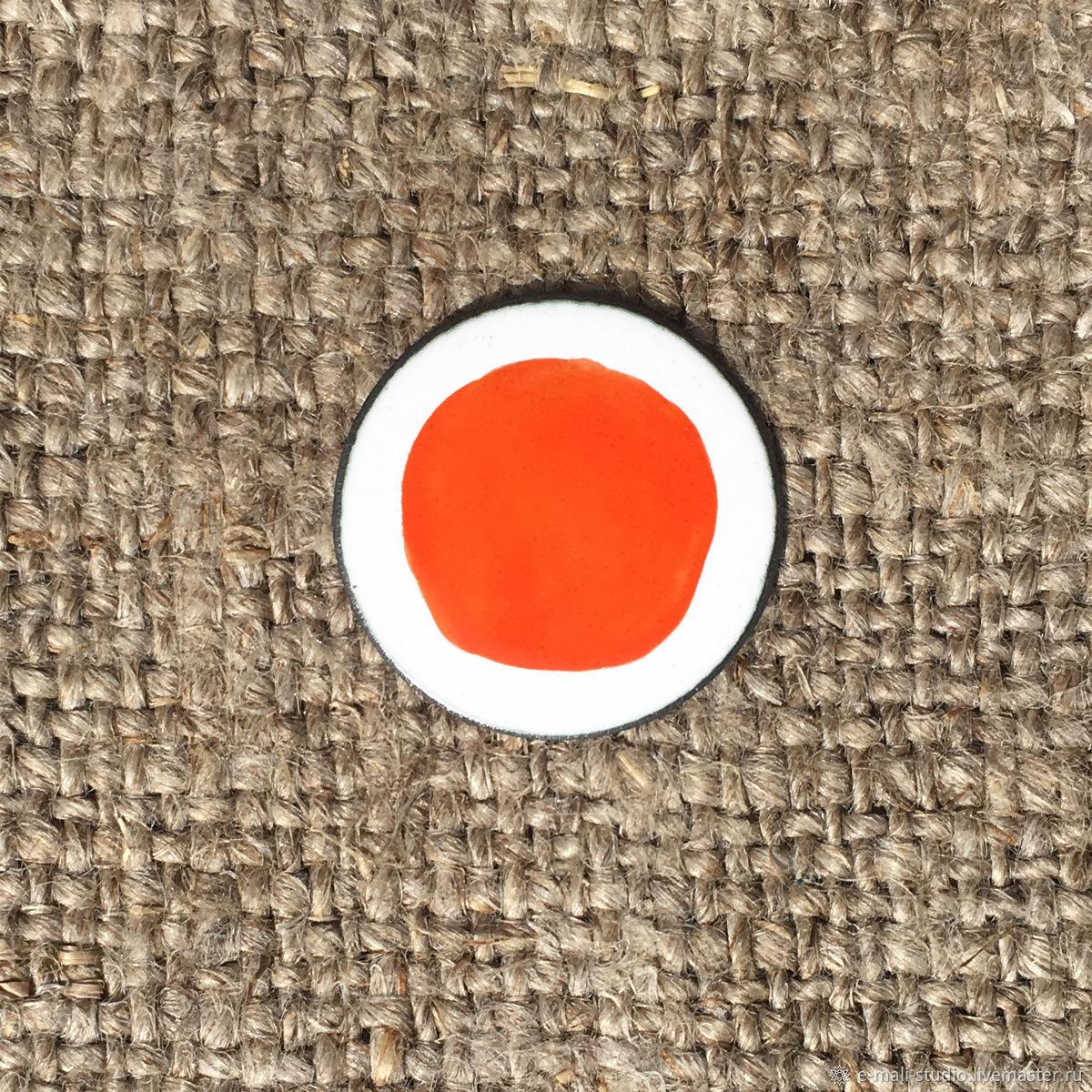 Краска надглазурная FERRO Sunshine №171250 оранжевая, Заготовки для украшений, Санкт-Петербург,  Фото №1