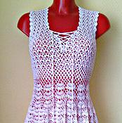 Одежда handmade. Livemaster - original item Dress Pearl. Handmade.