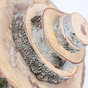 Материалы для творчества ручной работы. Ярмарка Мастеров - ручная работа спилы дерева. Handmade.