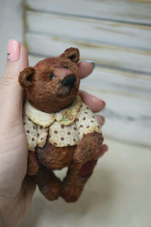 Мишка тедди Федя, Мишки Тедди, Нижний Новгород,  Фото №1