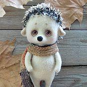 Куклы и игрушки ручной работы. Ярмарка Мастеров - ручная работа Скоро осень....... Handmade.